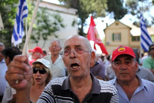 Tương lai nào cho Hy Lạp? Ảnh: Reuters