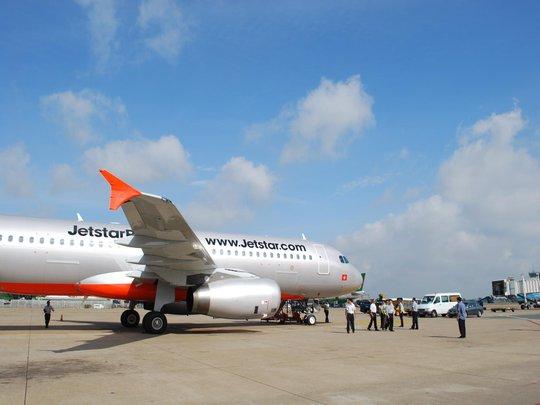 Một hành khách của Jetstar dọa có mìn trong hành lý