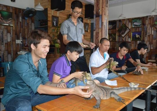 Phong trào chơi bò sát - thú cưng đang phát triển mạnh ở Buôn Ma Thuột