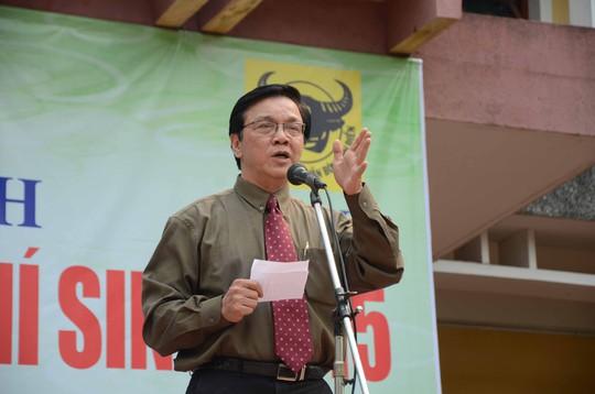 Ông Nguyễn Văn Tín – Phó Tổng biên tập Báo Người Lao Động