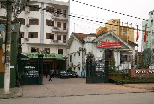 Khách sạn Sơn Nam có phòng giá lên tới 1,9 triệu đồng nhưng vẫn cháy phòng