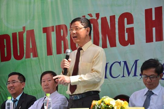 PGS-TS Đặng Vũ Ngoạn, Trường ĐH Công nghiệp Thực phẩm TPHCM