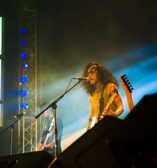 Phạm Anh Khoa tại đêm diễn