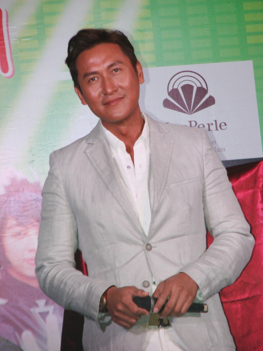 Mã Đức Chung đóng phim tại Việt Nam