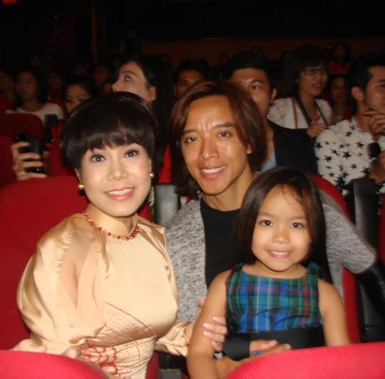 Gia đình hạnh phúc của Việt Hương