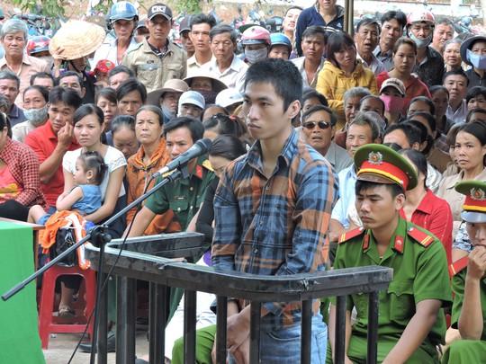 Hà Minh Biên tại phiên xét xử ngày 7-4