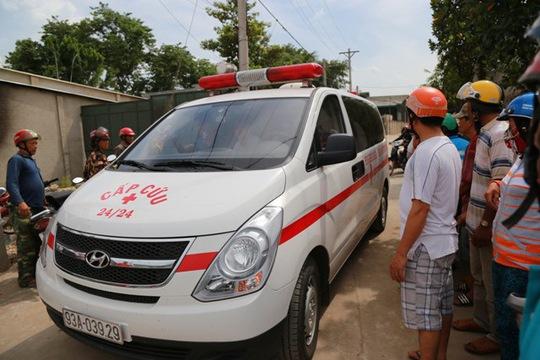 3 trong 6 thi thể vụ thảm sát đã được đưa về nhà xác