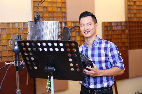 Ca sĩ Đức Tuấn chuẩn bị dự án kỷ niệm 15 năm ca hát