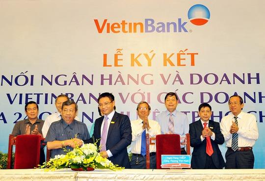 VietinBank sẵn sàng đáp ứng nhu cầu vốn cho doanh nghiệp