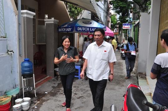 Ông Nguyễn Bá Thanh luôn dốc sức, dốc lòng chăm lo cho dân từng việc nhỏ nhất với từng con người cụ thể
