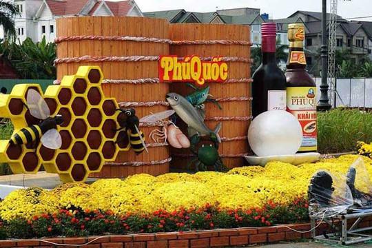 Đặc sản Phú Quốc lần đầu tiên có mặt tại đường hoa