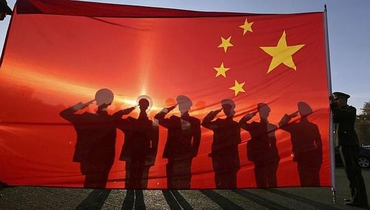 Trung Quốc đang không ngừng phô trương sức mạnh quân sự. Ảnh: Reuters
