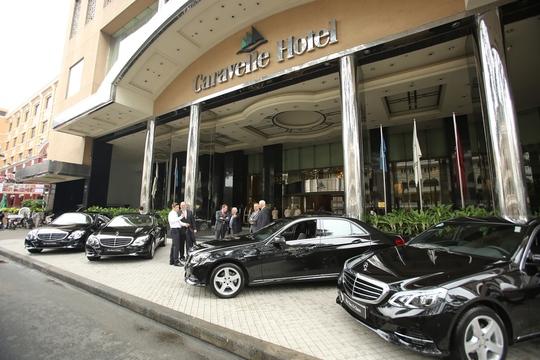 E-Class là mẫu xe bán chạy nhất của Mercedes-Benz trong năm 2014