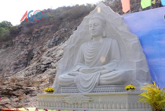 Tượng Phật Thích Ca phát thảo (Tỷ lệ 1:500)