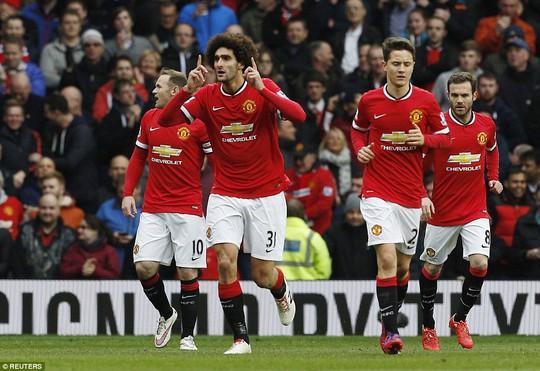 Man United đã có màn trình diễn ấn tượng nhất từ đầu giải