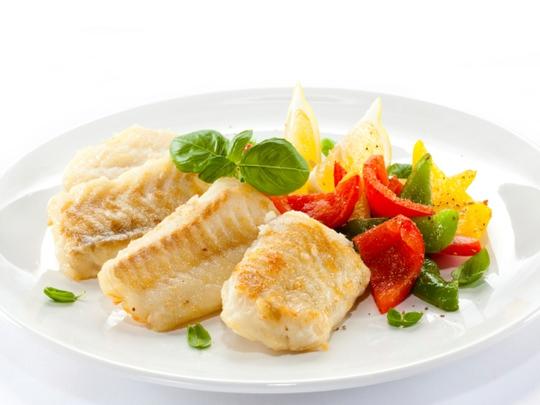 Cá chứa axit béo omega-3 tốt cho bà bầu