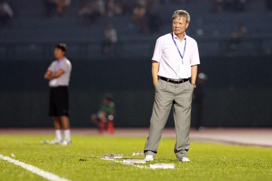 GĐKT Lê Thụy Hải là nhà cầm quân cá tính nhất của bóng đá nội