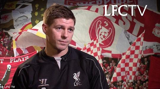 Liverpool trò chuyện trên kênh truyền hình LFCTV của Liverpool
