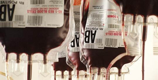 Nhóm máu có thể tiết lộ một phần sức khỏe của bạn. Ảnh: Prevention