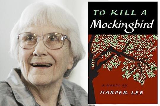 Harper Lee hiện đã 88 tuổi và chuẩn bị ra mắt tác phẩm thứ hai đời mình