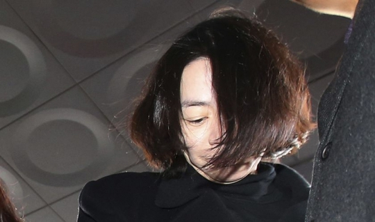 Bà Cho Hyun-ah bị kết án 10 tháng tù. Ảnh: Reuters