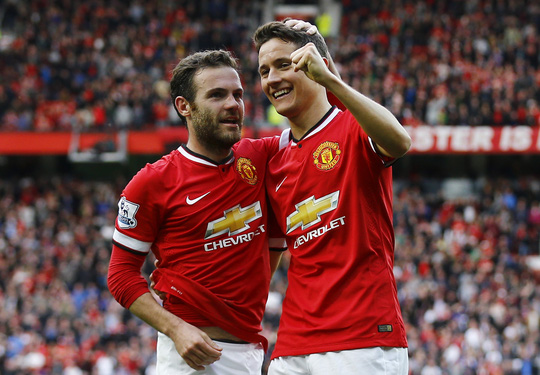 Tuy nhiên Herrera mới là ngôi sao tỏa sáng nhất trong chiến thắng 3-1 trước Aston Villa