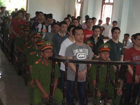 Nhận mức án chung thân, Hiền và 51 bị cáo khác đã làm đơn kháng cáo