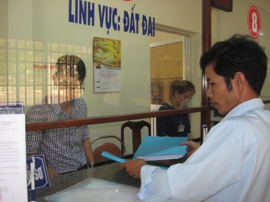 Tiếp nhận, giải quyết hồ sơ thủ tục hành chính tại UBND huyện Nhơn Trạch, tỉnh Đồng Nai