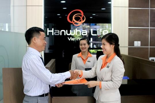 Doanh thu của Hanwha Life Việt Nam tăng 56%