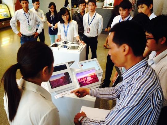 Màn hình Super AMOLED dẫn đầu thị trường về chất lượng hiển thị hình ảnh