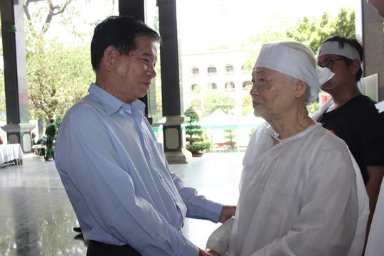Nguyên Chủ tịch nước Nguyễn Minh Triết chia buồn cùng gia đình