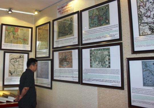 Bản đồ của Trung Quốc sản xuất không có 2 quần đảo Hoàng Sa - Trường Sa