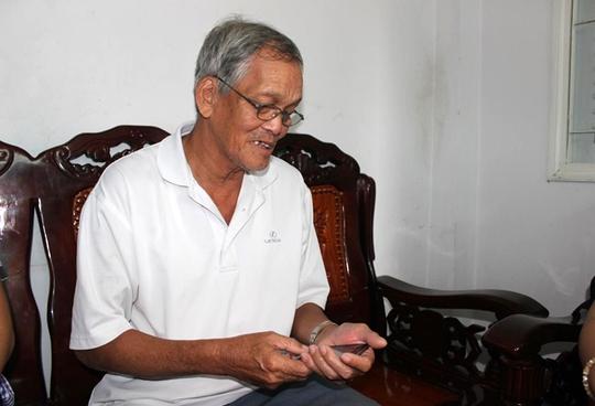 Ông Nguyễn Bùi (người trúng số độc đắc) không đồng ý với kết quả điều tra của công an TP Vũng Tàu
