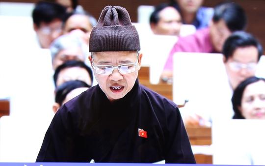 Thượng tọa Thích Thanh Quyết: Trung Quốc đang bất nhân