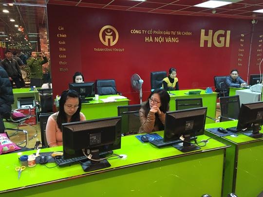 Hình ảnh bên trong công ty HGI