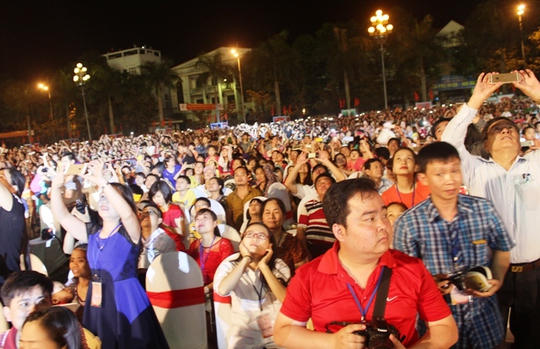 Năm du lịch Quốc gia 2015 mở màn tại Thanh Hóa