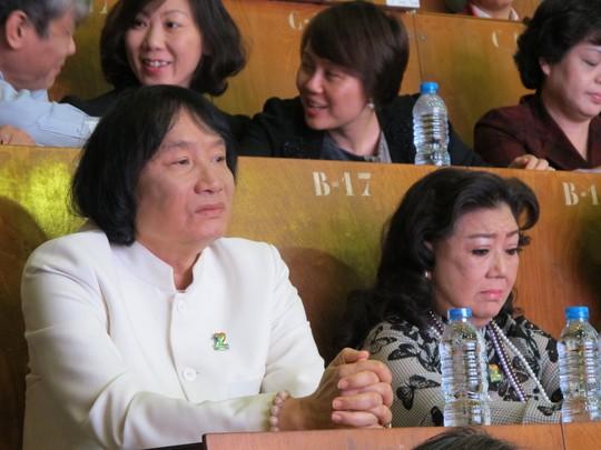 Nhờ được ghép thận từ người hiến, NSƯT Minh Vương đã có cuộc sống khỏe mạnh