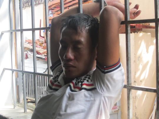 Nguyễn Văn Tiến bị giữ tại công an phường