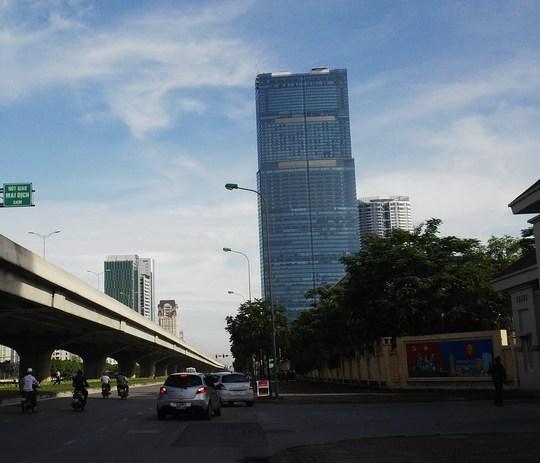Toà nhà Landmark 72 (đường Phạm Hùng, Hà Nội)