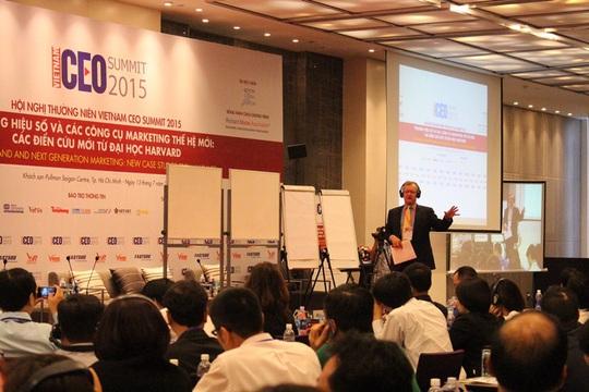 Toàn cảnh Hội nghị Vietnam CEO Summit 2015