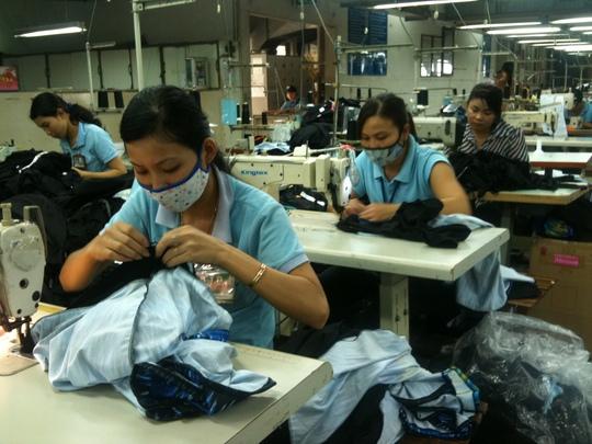 Qua khảo sát của Tổng LĐLĐ Việt Nam, chỉ 8% công nhân có tích lũy ẢNH: KHÁNH AN