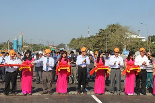 Lễ khánh thành cây cầu quan trọng trên con đường huyết mạch nối Lâm Đồng và các tỉnh Đông Nam Bộ