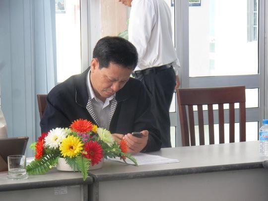 Ông Lê Thanh Phương, Giám đốc Sở TT-TT Phú Yên bị điều tra vì sai phạm trong nguyên tắc quản lý tài chính.