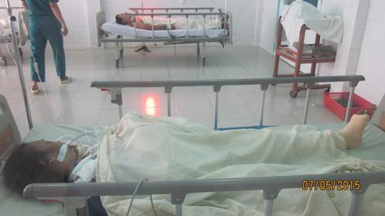 Sau 5 ngày điều trị tại 2 bệnh viện, bà Xuân đã không qua khỏi