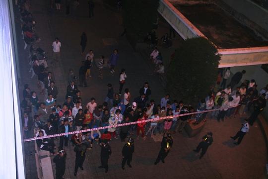 An ninh được thắt chặt tại bệnh viện Đà Nẵng