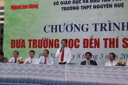 Thạc sĩ Phạm Thế Vinh, Trường ĐH Tài chính - Marketing