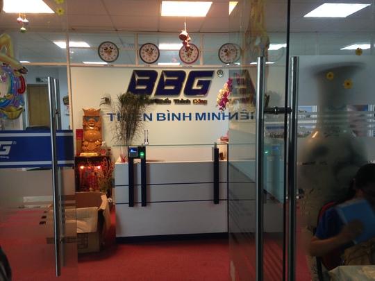 Sàn vàng BBG đóng cửa sau khi tổng giám đốc bị bắt giữ