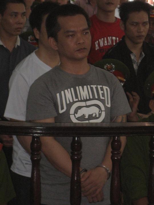 Trương Phong Hiền (bị cáo cầm đầu) nhận án chung thân