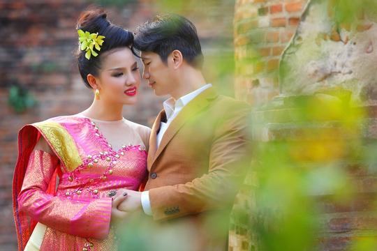 Bộ ảnh cưới tại Thái Lan của Dustin và Bebe Phạm