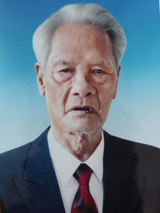 Ông Nguyễn Thành Thơ